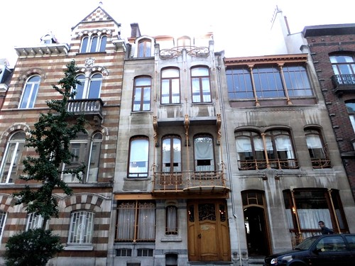 Horta Museum, Major Town Houses of the Architect Victor Horta