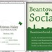 Kristen Haley Beantown Social Business Cards