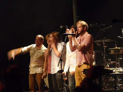 Bon Iver - Shrine Auditorium - September 19, 2011