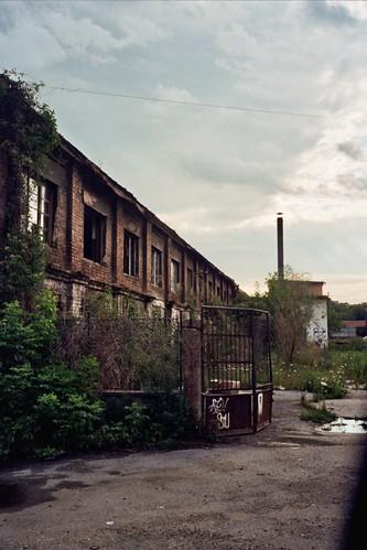 Topovske Šupe - Foto di Vladimir Tatlin