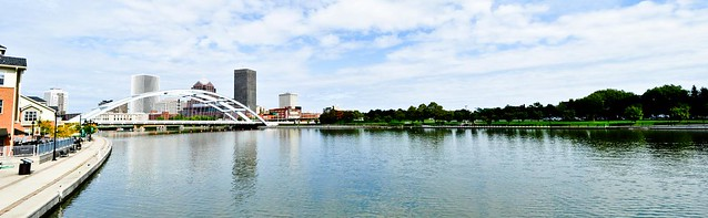 Downtown Rochester Panaroma