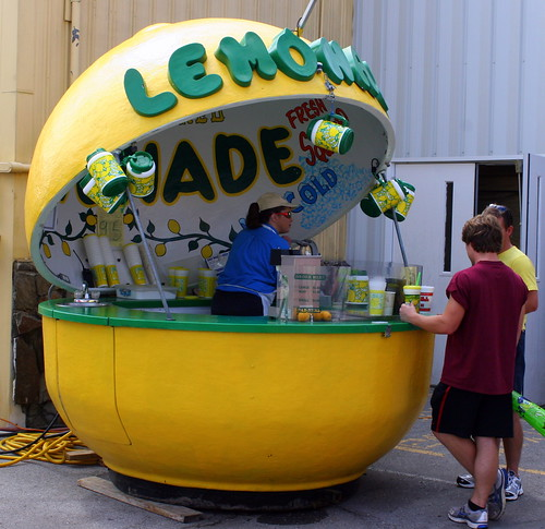 2011 TN State Fair:  The Lemonade Stand