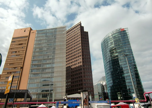 Potsdamerplatz.  Berlin
