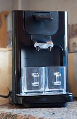 espresso(0.0), furniture(0.0), coffee(0.0), drink(0.0), coffeemaker(1.0), espresso machine(1.0), small appliance(1.0),