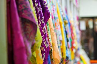 Different Fabrics Options