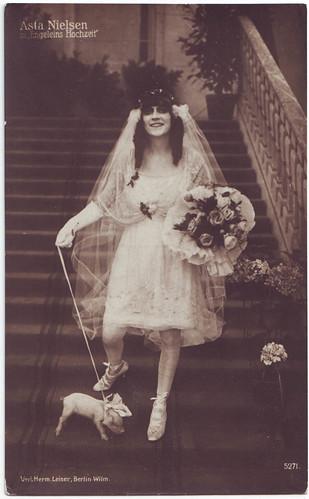 5271 NIELSEN, Asta_Leiser; 5271. In Engeleins Hochzeit