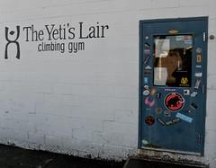The Yeti's Lair Climbing Gym, Klamath Falls, Oregon