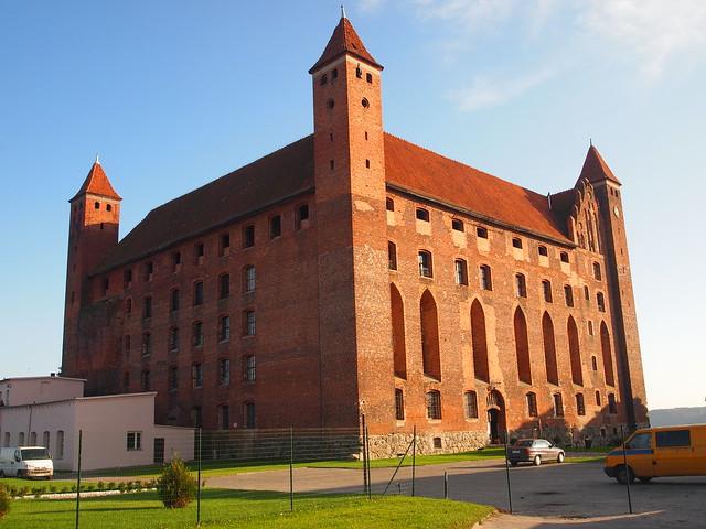Gniew Castle │Photo Credit: Tomasz Przechlewski - flickr.com
