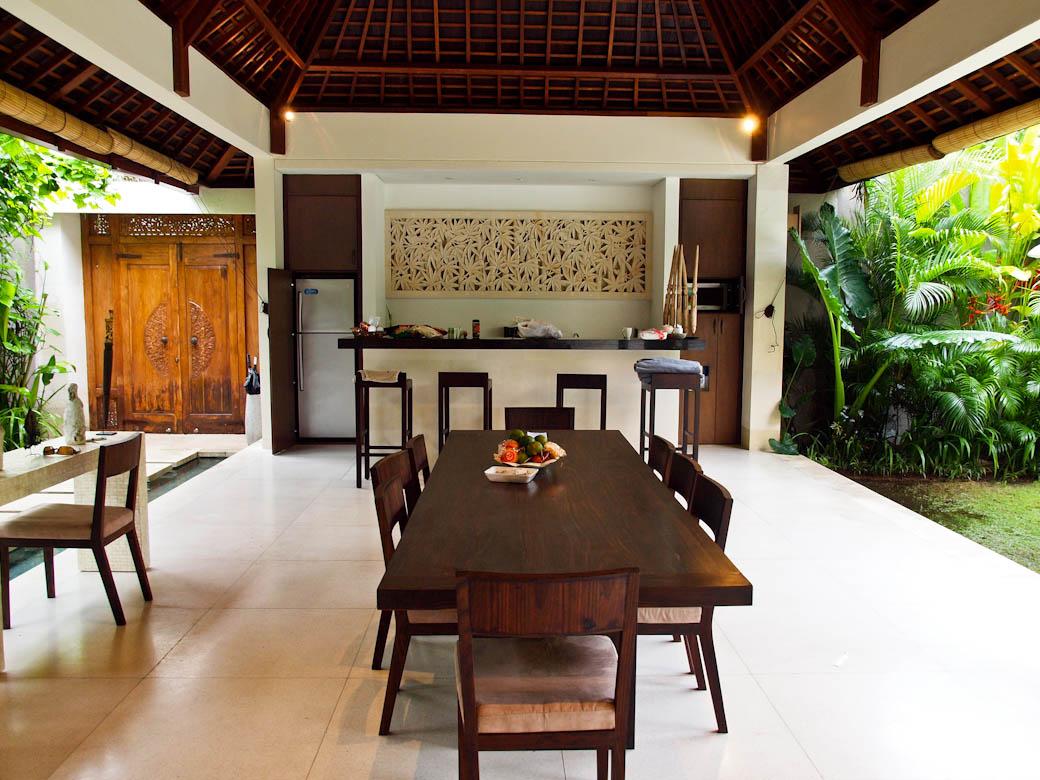 Bali Nyaman Villas - Kitchen