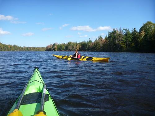 fall kayak novascotia seakayak capebreton baffin borealdesigns celticcolors