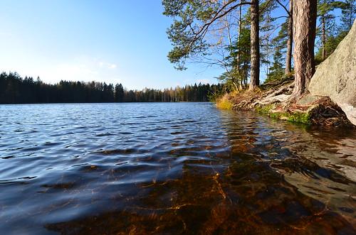 lake finland landscape nikond7000 finnishlake gåsgårdsträsket