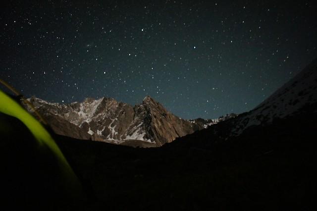 Camping in the Karakoram!