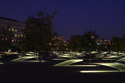 The National 9/11 Pentagon Memorial