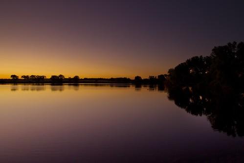 morning lake sunrise landscape dawn colorado lakescape