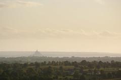 Le Mont Saint Michel et le bocage Normand