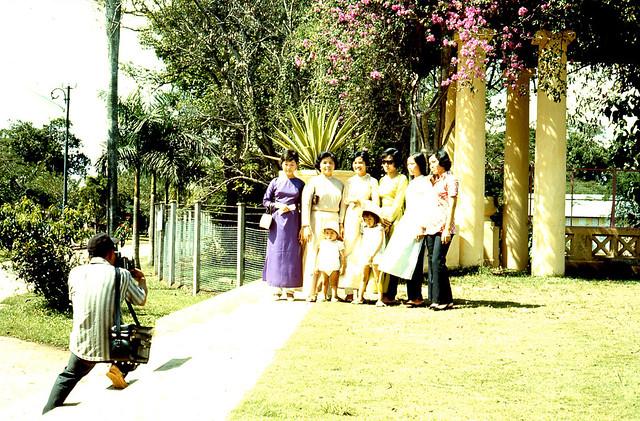 Saigon 1970 - trong Thảo Cầm Viên
