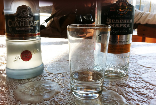 The Best Russian Vodkas
