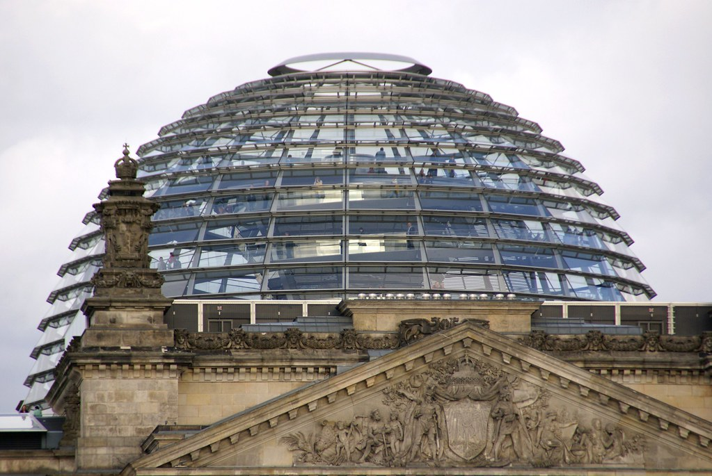 Image result for norman foster reichstag