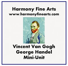 Van Gogh and Handel Cover Button