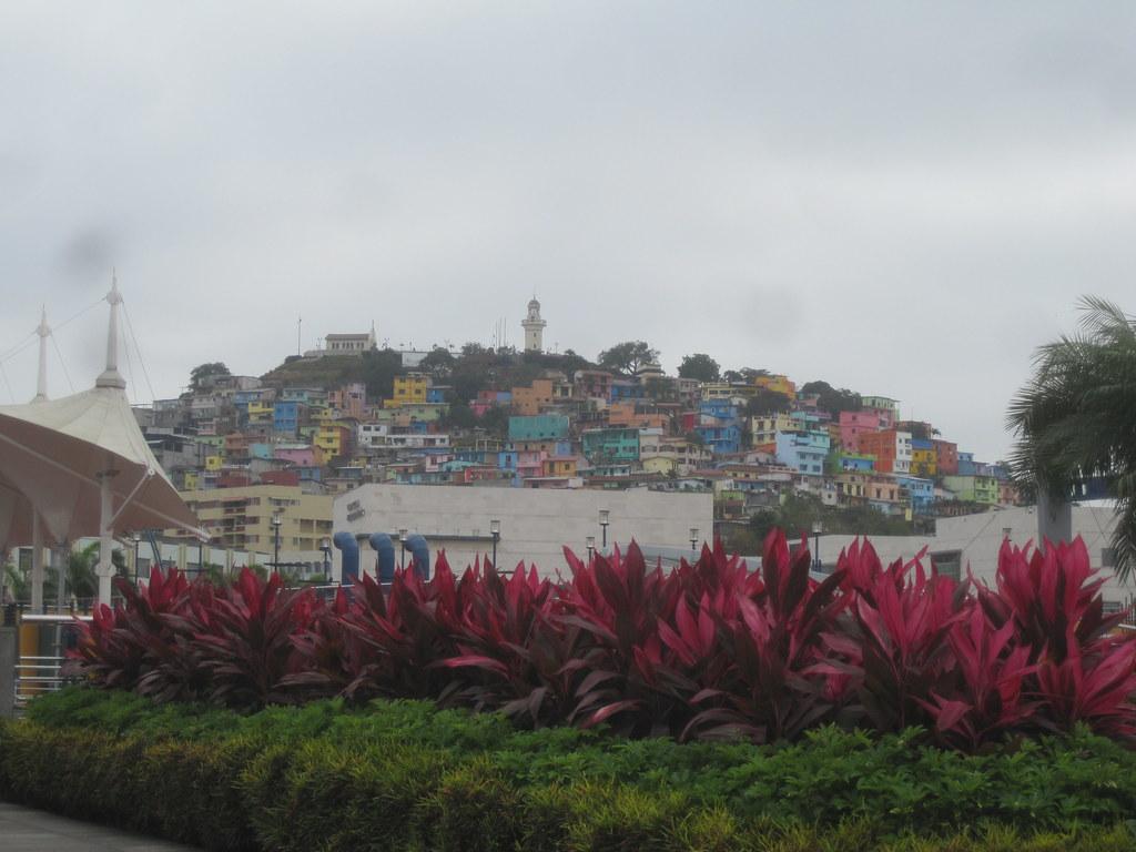 Guayaquil Ecuador Light House