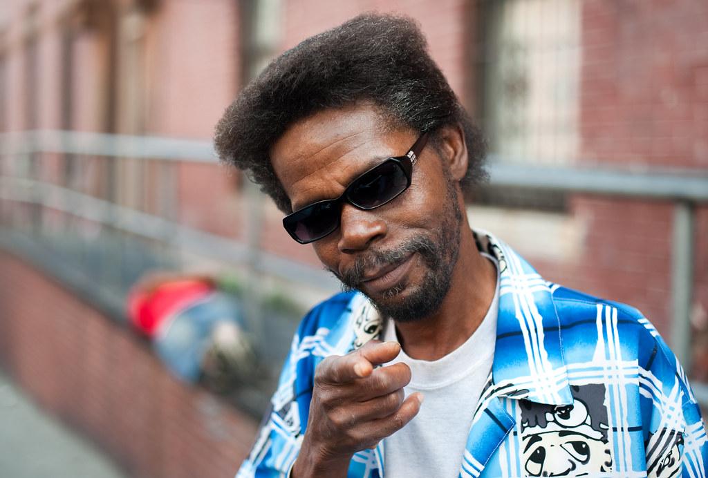 Bobby B again: Mott Haven, Bronx