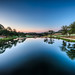 Pond at Boot Ranch; Fredericksburg Texas