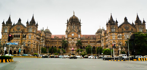 Victoria Terminus Station (Photo: UrbanWanderer, CC Flickr)