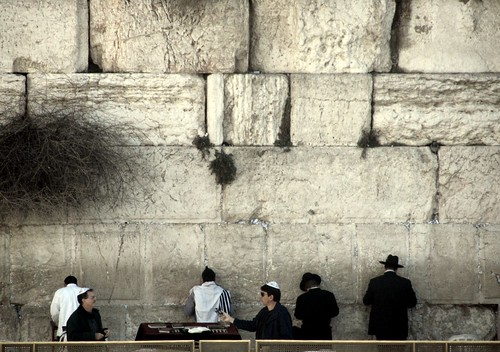 Israel - Wailing Wall - Jerusalem