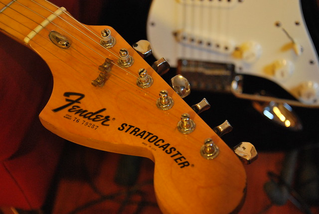 Photo:1976 Fender Stratocaster By Freebird_71