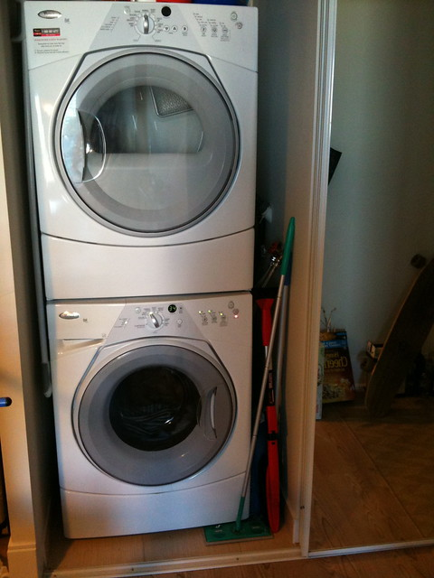 Stacked Washer Dryer Flickr Photo Sharing