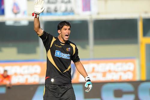 UFFICIALE - Il Catania punta su Andujar,  rinnovato il contratto fino al 2015$