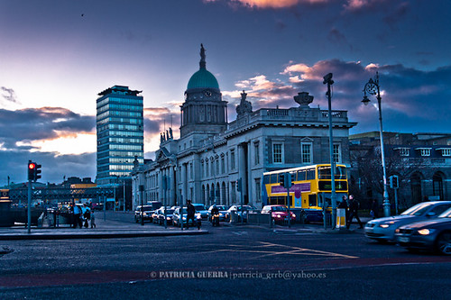Customs House, Dublin (Two pics) | EXPLORED