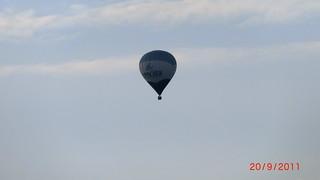 im Ballon wurde eine Bewegung in verticalem Sinne hervorgerufen 069