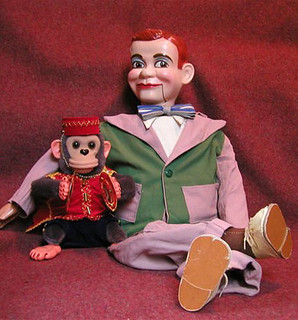 Jerry Mahoney Ventriloquist Dummy
