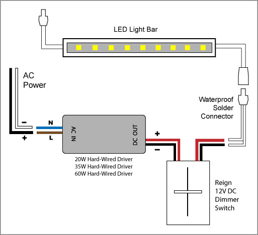 reign 12v led dimmer switch wiring diagrams | flickr ... 12v switch wiring diagram 12v winch switch wiring diagram schematic