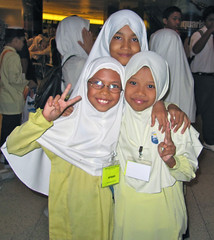 School Girls - Indonesian