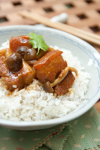 Thai Style Braised Pork Belly | Flickr - Photo Sharing!