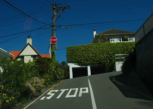 Roscoe Street, Wadestown, Wellington, New Zealand
