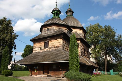 Iglesia de la Trinidad de Zhovska