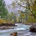 Courmayeur smoky river by Francesco Magoga Photography