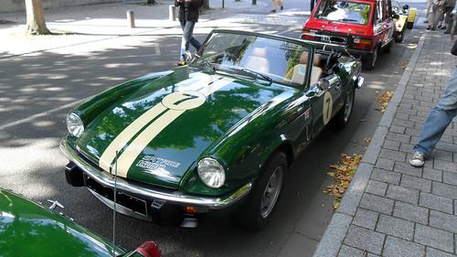 La spitfire triumph page 2 anciennes forum for Moquette route voiture