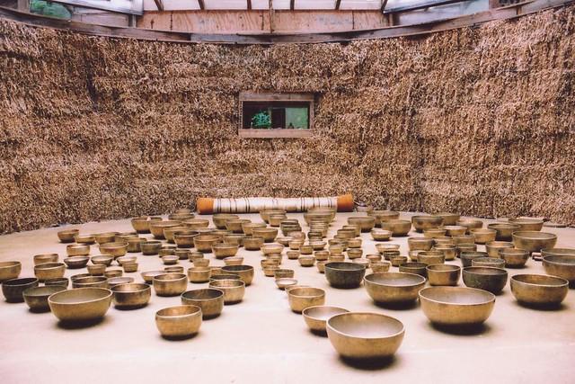 The Gong bath and Tibetan Bowls - Workshop