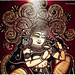 Kerala Mural Art-I by Vinu Thankachan