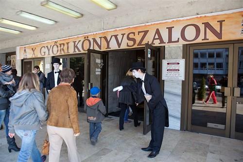 Győri Könyvszalon