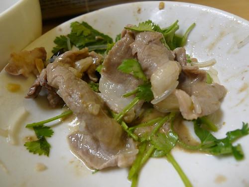 Lamb Hot Pot (cooked)