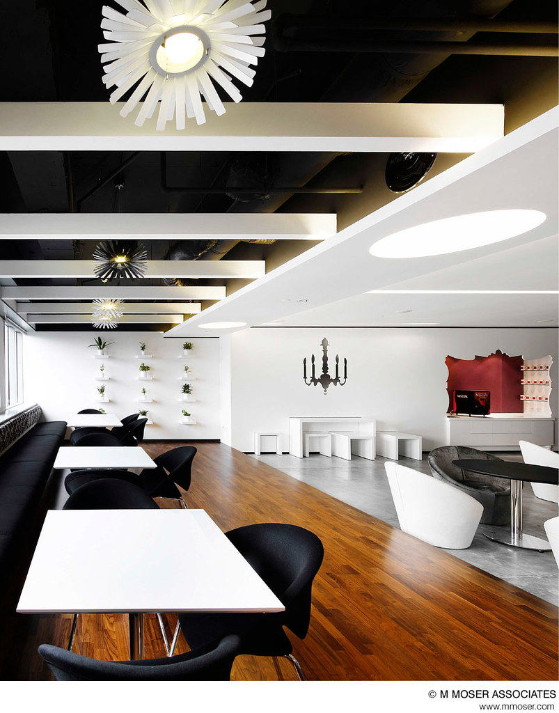 M moser associates interior design architecture 39 s most for Creative office interior design