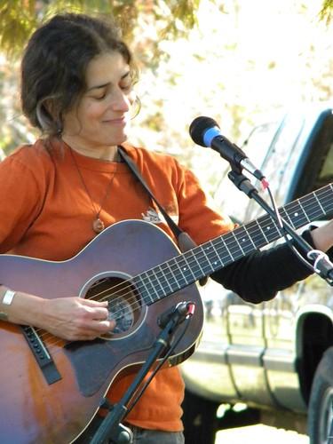 River Festival organizer Gloria Bauermeister