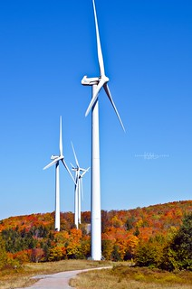 WV Potomac Highlands Windmills 2