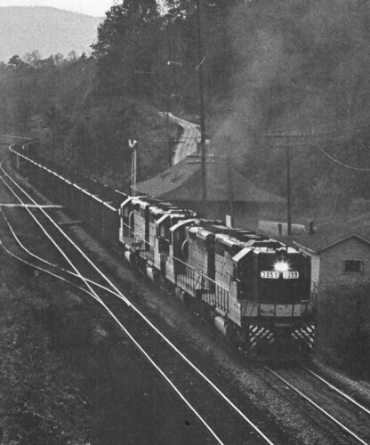 northcarolina trains railroads saluda southernrailway depots