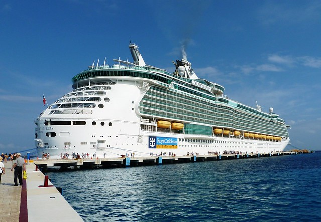 Royal Caribbean International FREEDOM Of THE SEAS Cozumel Mexico  Flickr  P